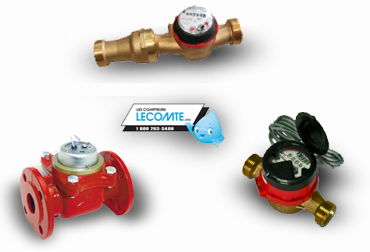Lecomte - Hot Water Meters
