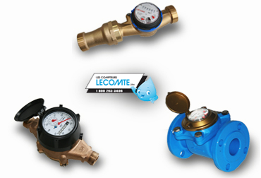 Lecomte - Cold Water Meters