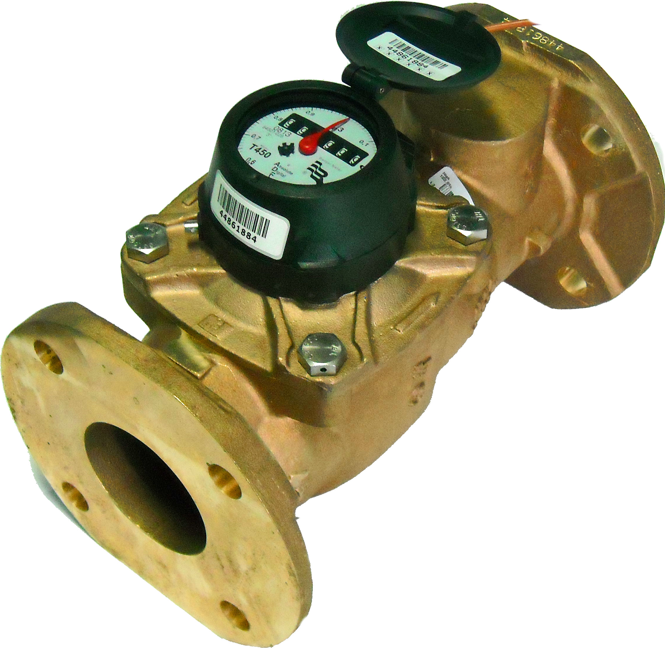 Badger Meter - Model: Turbo Series