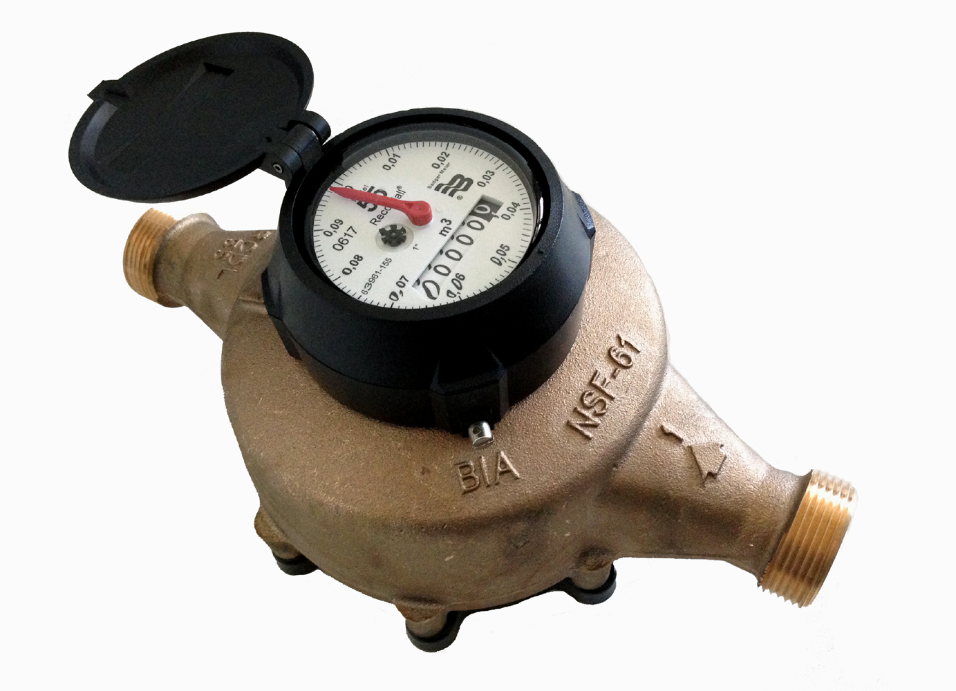 Badger Meter - Models : M-25 / M-35 / M-55 / M-120 / M-170