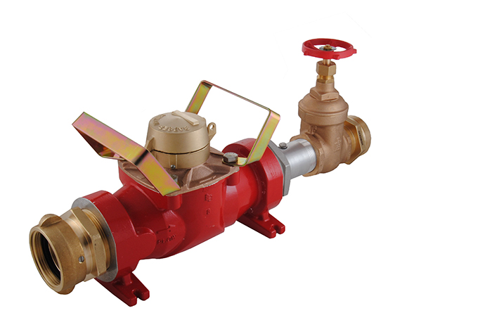 Badger Meter - Model: Turbo 450 for Fire hydrant